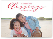 Scripted Christmas Blessings