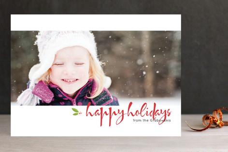 Panorama Christmas Photo Cards