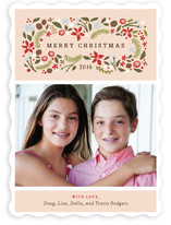 Blushing Christmas