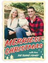 Retro Merriest Christmas