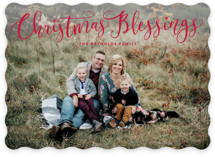 Festive Christmas Blessings