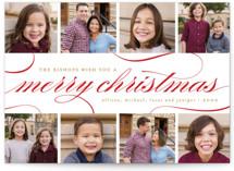 Elegant Christmas Collage