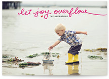 Let Joy Overflow by Frooted Design