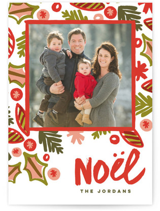 Crazy Festive Christmas Photo Cards