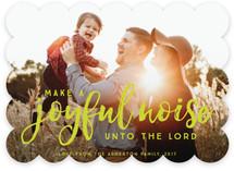 Make a joyful noise