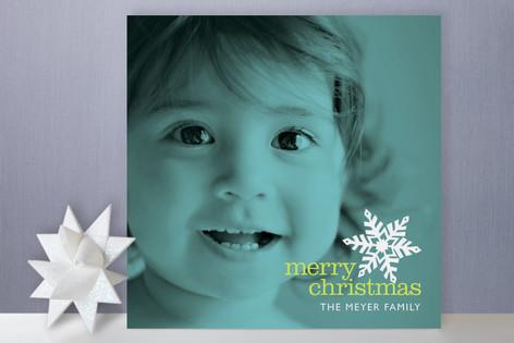 Winter Bop Christmas Photo Cards
