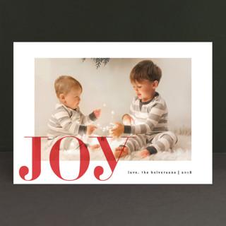 Tome Christmas Photo Cards