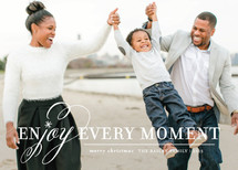 Every Moment Christmas Photo Cards