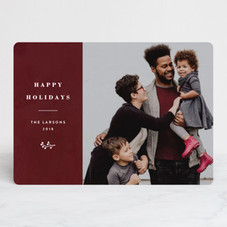 Celebrate His Love Christmas Photo Cards