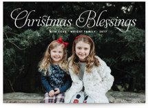 Christmas Blessing by toast & laurel