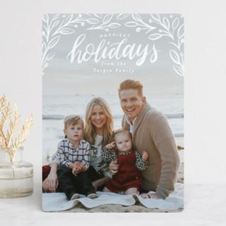 Botanic Blessings Christmas Photo Cards