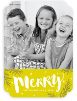 Merry Holiday Branches