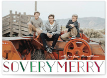 so very merry