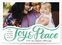Joy and Peace Script