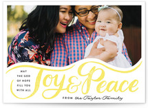 Joy and Peace Script