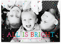 All is Bright by toast & laurel