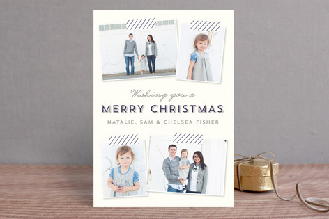 Picture Perfect Holiday Christmas Photo Cards