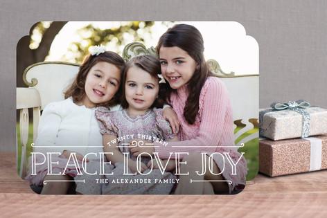 Merry Always Christmas Photo Cards