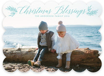 Botanical Christmas Blessings