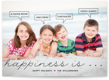 Happiness Is... by Jessica Booth