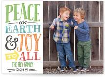 Peace & Joy