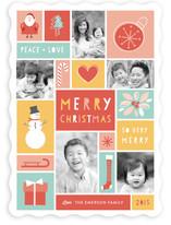 Happy Holidays Grid