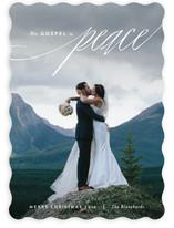 His Gospel is Peace