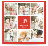 Joy Collage Square by Pistols