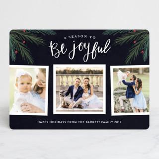His Light Christmas Photo Cards
