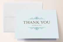 Baptism and Christening Thank You Cards