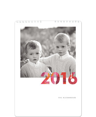 The Gallery Standard Calendars