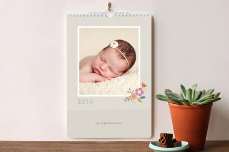 Bouquet Standard Calendars