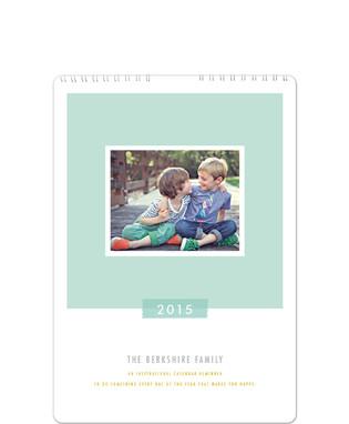 Happy Reminder Standard Calendars