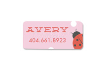 Ladybug Name by Stacey Meacham