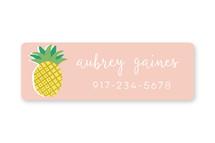 Gold Pineapple by peetie design