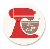 Vintage Kitchen Mixer by Katie Zimpel