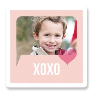 Queen of Hearts Custom Stickers