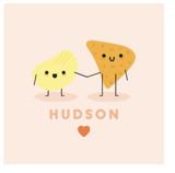 Friend-chip by Hudson Meet Rose