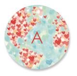 Lovely World Custom Stickers