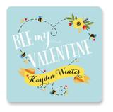 Bee My Valentine Heart