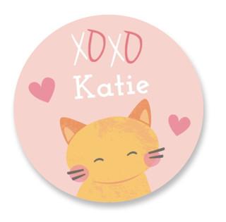Purrfect Kitties Custom Stickers