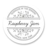 Circle Jam Label