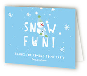 Snow Fun by Susan Brown