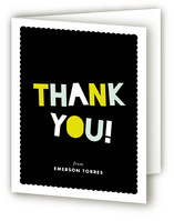 Happy Day Childrens Birthday Party Thank You Cards