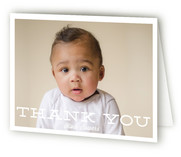 Olivia Childrens Birthday Party Thank You Cards