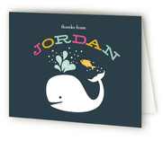 Splish and Splash Childrens Birthday Party Thank You Cards
