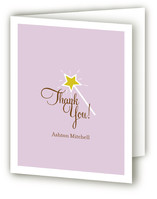 royal celebration Children's Birthday Party Thank You Cards