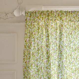 Prickly Pear Cacti Curtains