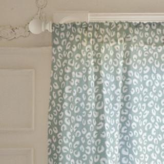 Hoof Prints Curtains