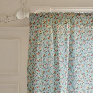 Vintage Charm Curtains